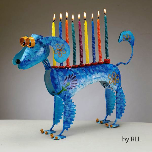 Made Of Hand Painted Metal This Makes A Great Gift For Your Fun And Funky Arty Jewish Friend Or Child Who Loves