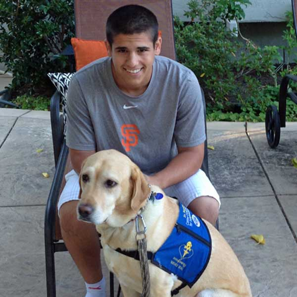 Service Dogs That Can Detect Low Sugar Levels