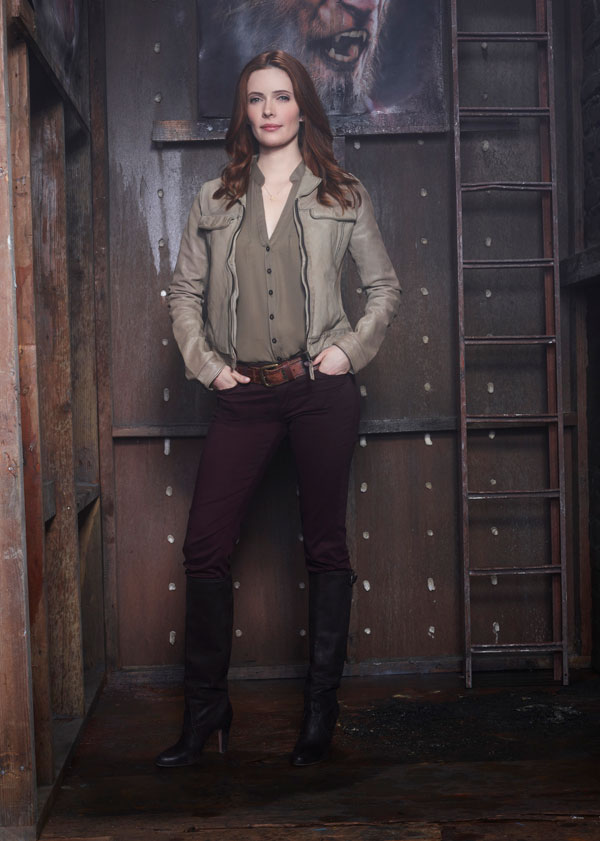 """We Talk to Bitsie Tulloch from """"Grimm"""" About Her Dog, Henry"""