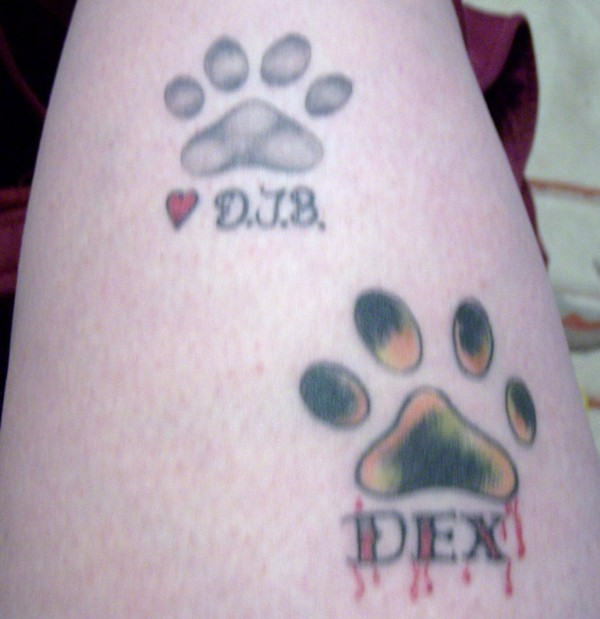 Getting Inked: I Got Tattoos for the Love of My Dogs