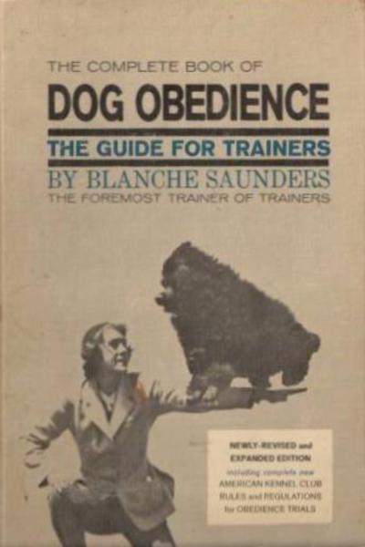 Dog Training Book