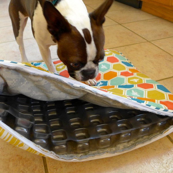 We Review the Doggy Dozer Bed by Skydex