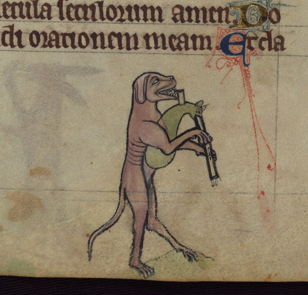 We Interpret 7 Wacky Medieval Dog Illustrations