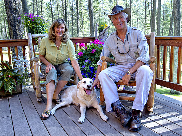 Jack Hanna, the Wild Animal Expert, Zookeeper, and TV Host ...