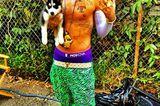 Aww: Internet Sensation Riff Raff Gets a Puppy