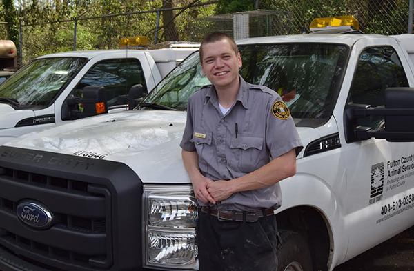 Meet Nick Walton, an Animal Control Officer Committed to Atlanta's Inner-City Dogs