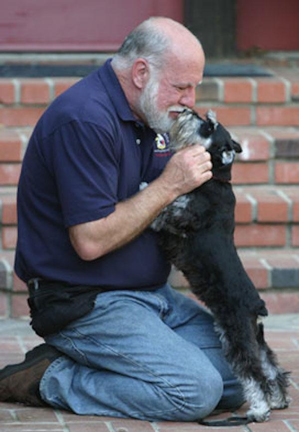 Meet Paul Owens, the Original Dog Whisperer