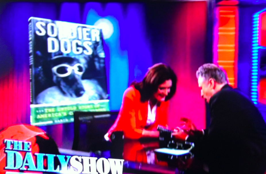 Behind the Scenes at The Daily Show: A Dogster Editor's Account