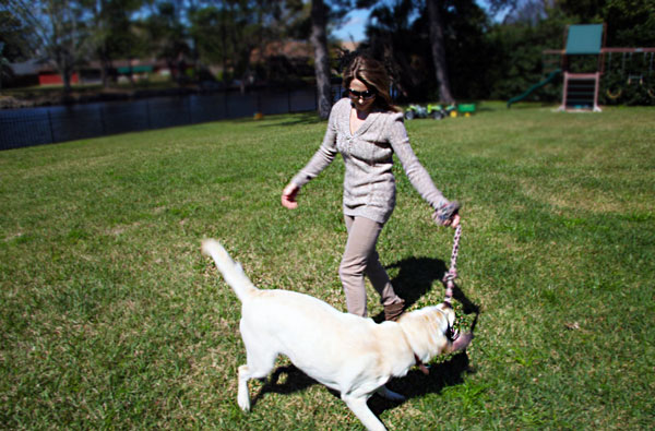 Shannon Miller Won 7 Olympic Medals and Wins Gold Again With Her Dog, Dakota