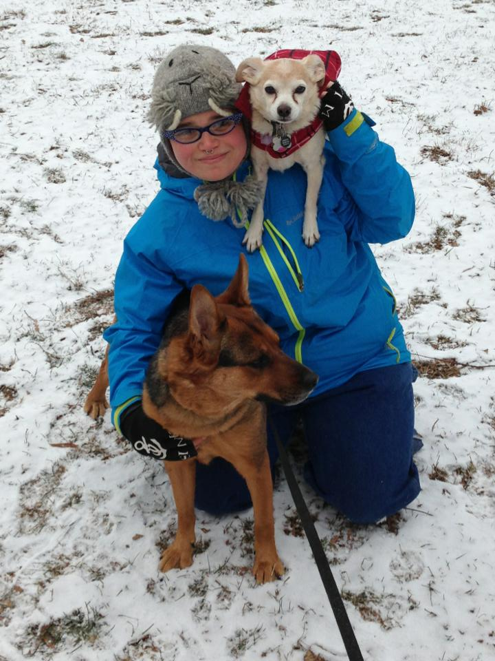 Tips for Safe Fun with Your Dogs in the Cold Weather