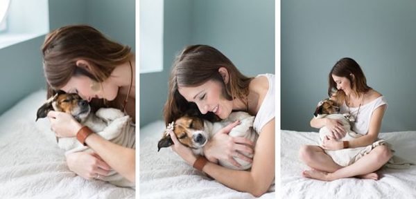 This Viral Photo Shoot Proves Dogs Are As Cute As Babies