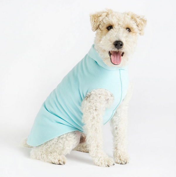 Friday Freebie: We're Giving Away a Fleece Pullover for Your Pup