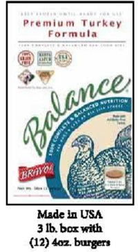 Bravo Issues a Recall for Its Raw Dog Food