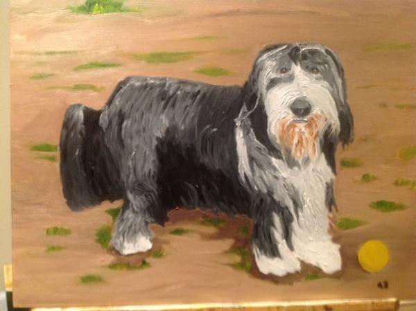 "Vladimir Putin ""Dissed"" Barney, George W. Bush's Scottish Terrier"