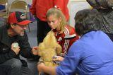 Comfort Dogs Help Students After Marysville School Shooting