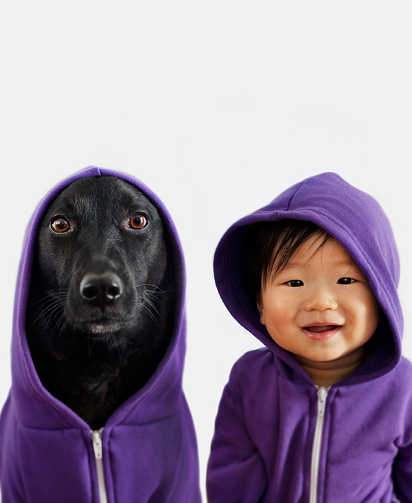 This Dog and this Baby Are the Cutest Things on the Internet