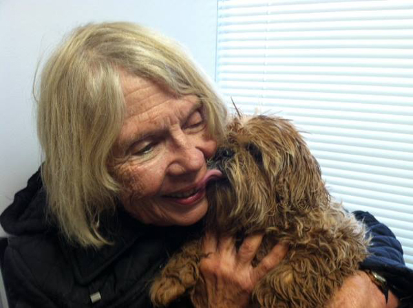 Dramatic Rescue: Deaf and Blind Lhasa Apso Is Trapped in a Sinkhole for Seven Hours
