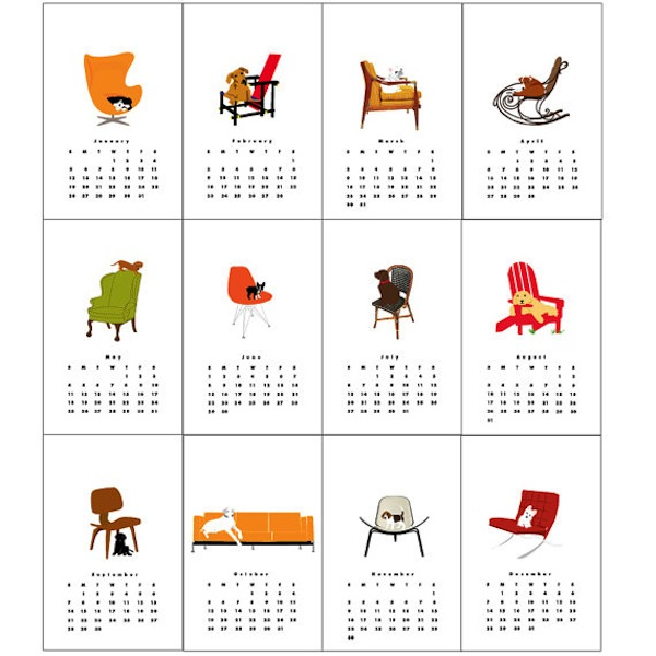 Menswear Dog 2015 Calendar | Autos Post