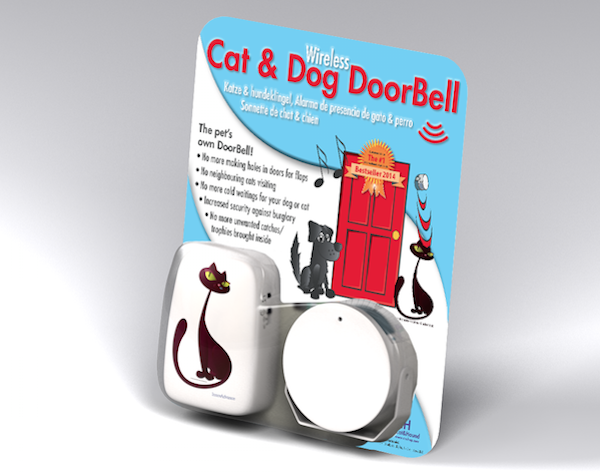 Win a Doorbell Your Dog Can Use From Cat & Hound