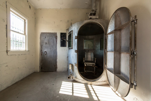 An Ohio Dog Shelter Buys a Gas Chamber — to Destroy It