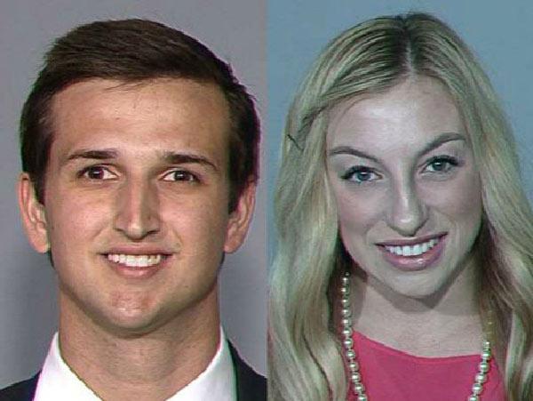 Mugshots of Austin and Logan Flake (Maricopa County Sheriff's Office)