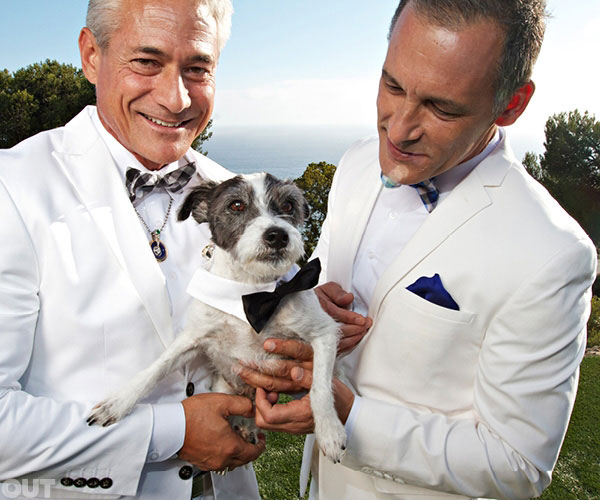 Greg Louganis Swaps the Olympics for a Role at the Westminster Dog Show