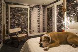 Interior Designer Kari Whitman Makes Custom Dog Beds to Fund Her Rescue