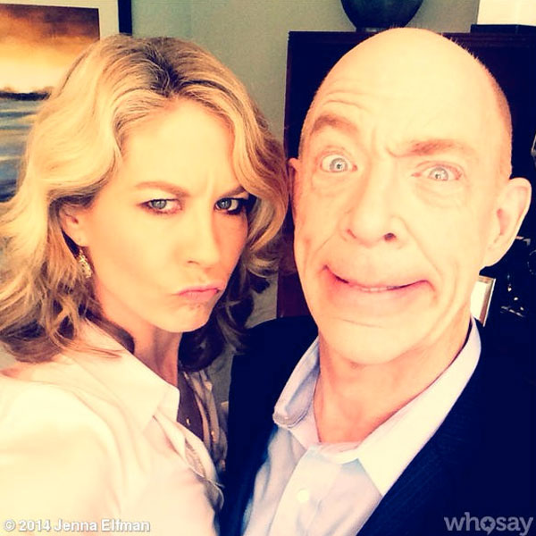 We Chat with J.K. Simmons and Jenna Elfman, the Stars of ...
