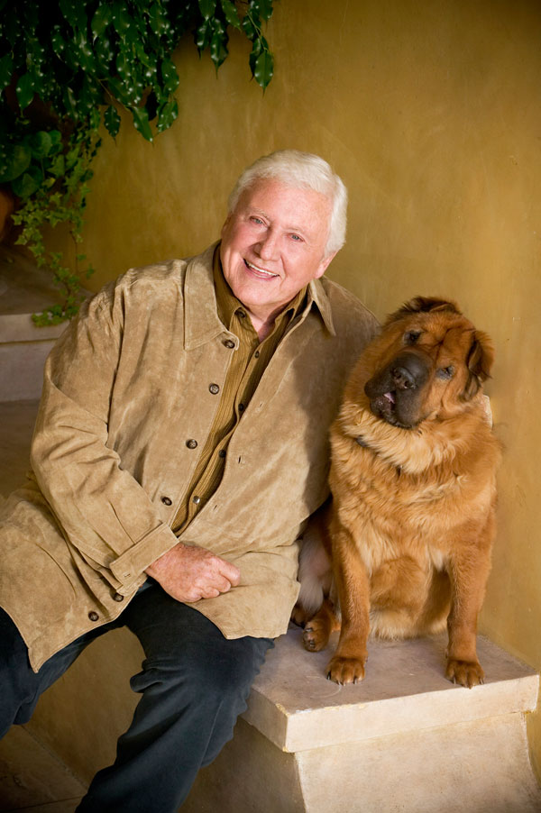 Hollywood Photographer Alan Weissman Captures Celebrities and Their Dogs