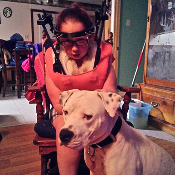 A Disabled Girl Will Keep Her Dog, and a Bad Law Will Go Away