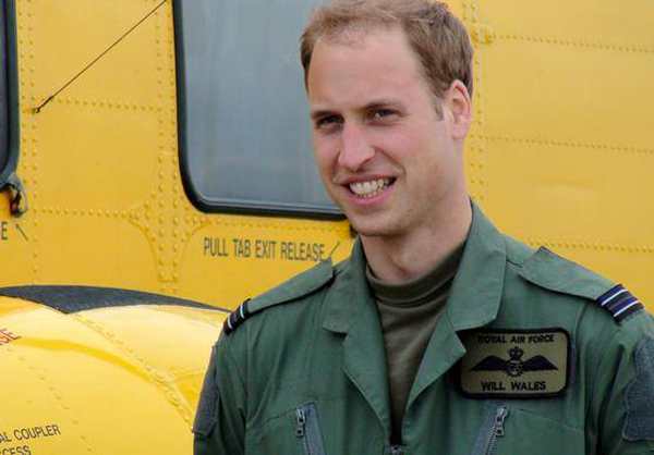 Outrageous: England's Royal Air Forces Euthanize Prince William's Guard Dogs