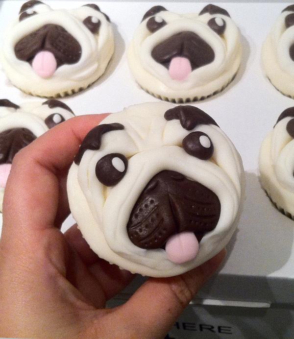 Dog Cupcakes Uk