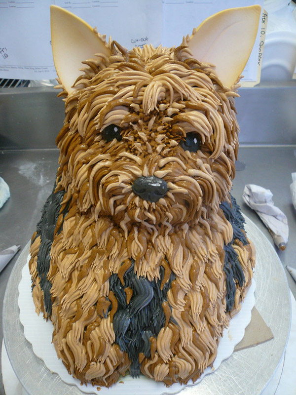 And Now 8 Ridiculously Cute Dog Cakes Because We Can