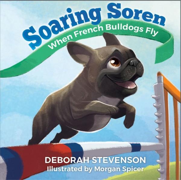 Soaring Soren, courtesy Deb Stevenson