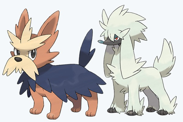 Are There Any Dog Pokemon