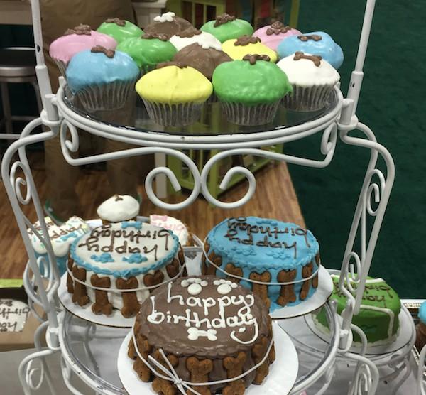 Sweet birthday treats. (Photo by Melissa Kauffman)