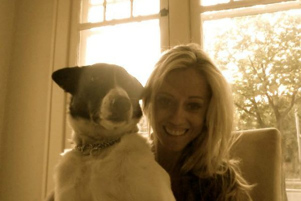 Nicole and Max (photo courtesy Nicole Curtis' Facebook page)