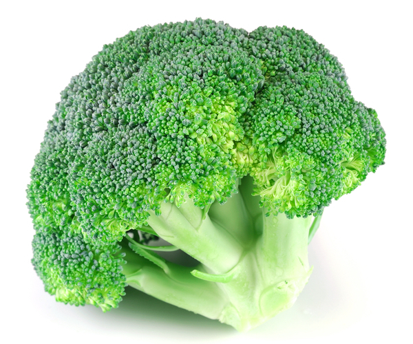 Broccoli by Shutterstock.