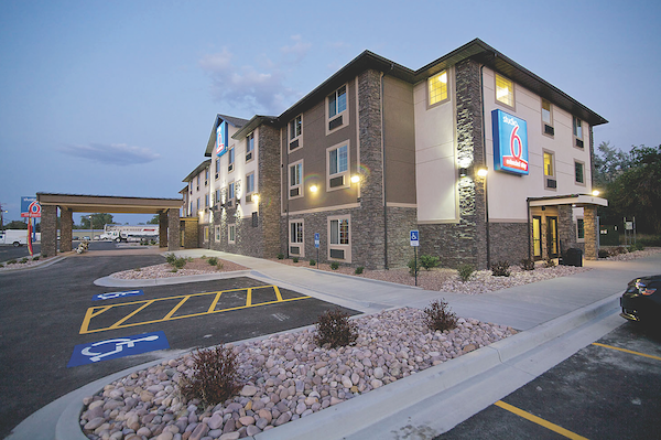 Pet-friendly Motel 6. (Photo courtesy Motel 6)