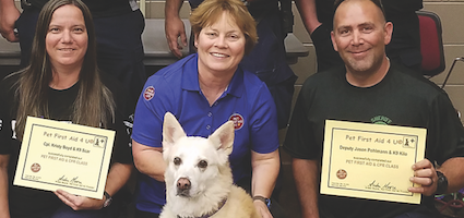 Arden Moore Pet First Aid for K9s