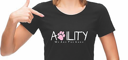 13f968d6b1cb These Dog Sports T-shirts Help Fight Canine Cancer