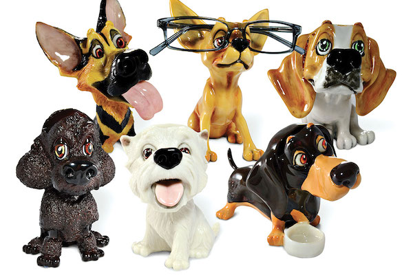 5173919a88e1 Doggie eyeglass holders by Paws N Claws and Optipet.