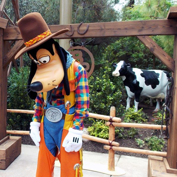 was goofy a dog
