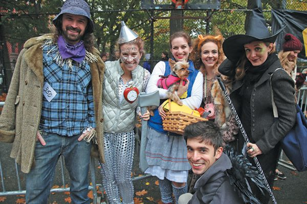 The 27th Annual Tompkins Square Halloween Dog Parade.