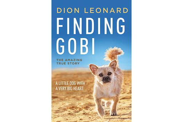 Finding Gobi by Dion Leonard.