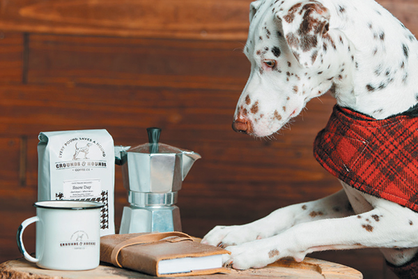 Grounds and Hounds Coffee Co.