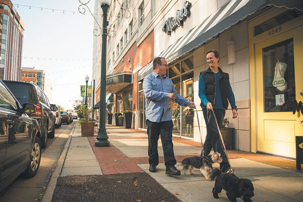 Virginia Beach is one of Virginia's most dog-friendly spots.