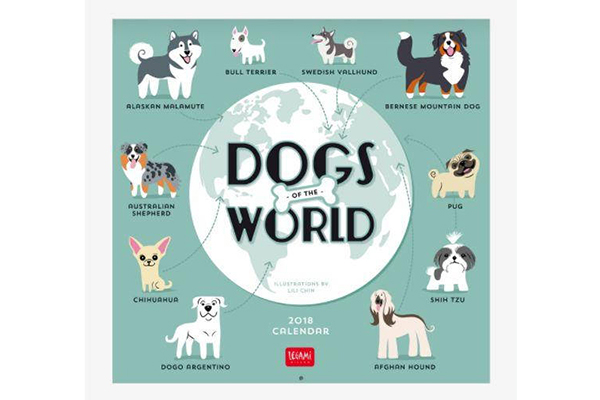 Dogs of the World.