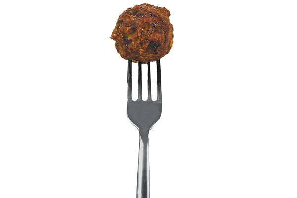 Meatballs for dogs.