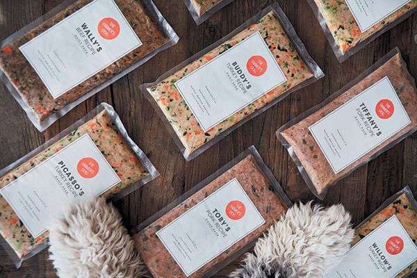 The Farmer's Dog Subscription Made-to-Order Meal Plan Designed by Vets.